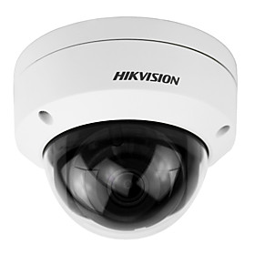 HIKVISION DS-2CD2155FWD-I 5MP IP Camera (DC12V  PoE 30m IR Built-in SD Slot H.265 IP67 IK10 3D DNR 3-axis Adjustment)