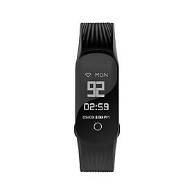 Reloj Elegante Del Monitor Del Ritmo Cardiaco De La Banda Elegante De La Banda 4 De Bluetooth De Mgcool Smart Watch Para Android Ios