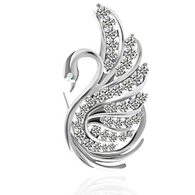 Women's Brooches - Basic Brooch Silver For Wedding / Party