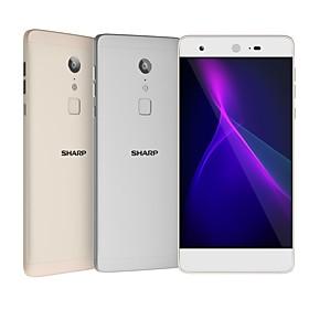 SHARP Z2 Global Version 5.5  4G Smartphone ( 4GB  32GB 16MP MediaTek MT6797 3000mAh)
