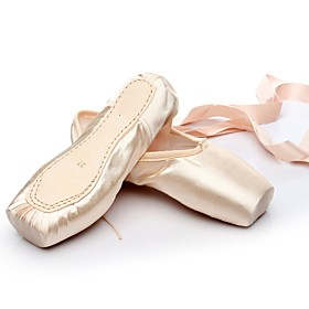 Silk Ballet Shoes Flat Customized Heel Customizable Pink / White / EU40 Category:Ballet Shoes; Upper Materials:Silk; Lining Material:Fabric; Heel Type:Customized Heel; Actual Heel Height:Customized Heel; Range:EU40; Style:Flat; Closure Type:Ribbon; Customized Shoes:Customizable; Brand:SUN LISA; Listing Date:01/24/2018; Production mode:Self-produce; Foot Length:; Size chart date source:Provided by Supplier.; Base Categories:Dance Shoes,Shoes,Apparel  Accessories; Popular Country:Denmark,United States; Special selected products:COD