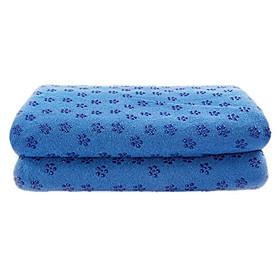 Yoga Towel Odor Free, Eco-friendly, Non-Slip, Non Toxic, Quick Dry, Super Soft, Sweat Absorbent Microfiber 180.060.00.5 cm For Yoga / Pilates / Bikram Green, B