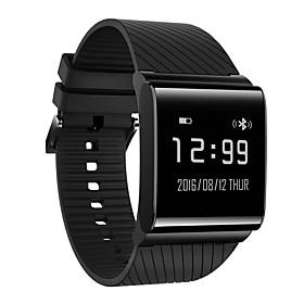 X9 Plus Smart Watch Ios Android Herzschlagmonitor Ip67 Wasserfest Schrittzahler Schlaf Tracker Blutdruck Messung Anti Lost Anruferinnerung