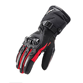 suomy wp-02 winter motorcycle gloves keep warm windproof anti-slip mittens 6549698