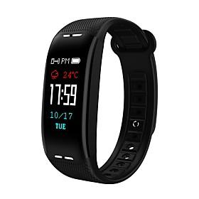 Smart Watch Smart Armband Verbrannte Kalorien Schrittzahler App Steuerung Anti Lost Blutdruck Messung Pulse Tracker Schrittzahler