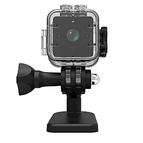 1080P SQ12 Mini DV Action Camera Recorder Sport 30m Waterproof Shell Micro Camcorder /155Wide Angle/ Night Vision