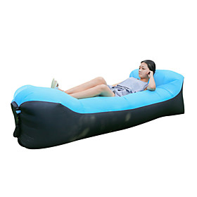Inflatable Sofa Sleep lounger / Air Sofa / Air Bed Outdoor Camping Waterproof, Portable, Fast Inflatable - / Polyester Taffeta Fishing, Beach, Camping for 1 pe