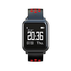 Smart Watch Herzschlagmonitor Verbrannte Kalorien App Steuerung Kamera Kontrolle Nachrichterinnerung Schrittzahler Schlaf Tracker Finden