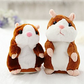 Little Talking Hamster Mouse Hamster Stuffed Animal