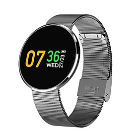 Montre Smart Watch Cf007g For Ios / Android Bluetooth / Calories Brulees / Pedometres Traqueur De Pouls / Podometre / Moniteur D'activite