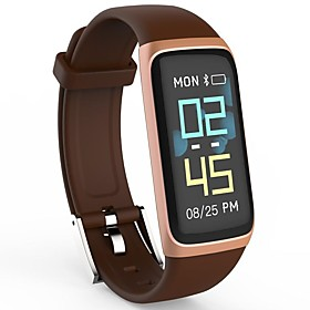 Montre Smart Watch By21s For Android 4.4 / Ios Bluetooth / Calories Brulees / Capteur Tactile Traqueur De Pouls / Podometre / Moniteur