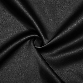 Satin Fabric Swatch by the 1 Yard with 33 colors