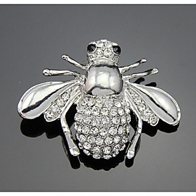 Women's Brooches - Sweet Brooch Silver For Party / Daily