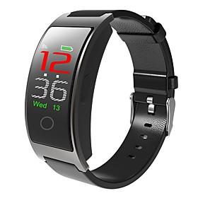 Smart Watch Bluetooth Calories Burned Pedometers Touch Sensor App Control Pulse Tracker Pedometer Activity Tracker Sleep Tracker Alarm
