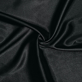 Stretch Satin Fabric Swatch by the 1 Yard with 32 colors