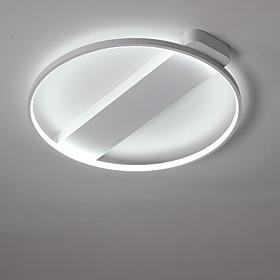 Flush Mount Ambient Light Painted Finishes Metal LED 110 120V / 220 240V Warm White / Cold White LED Light Source Included / LED Integrated