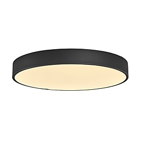 JLYLITE Flush Mount Ambient Light Painted Finishes Metal Mini Style 110 120V / 220 240V Warm White / White / Warm WhiteWhite LED Light Source Included / LED In