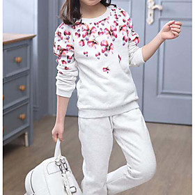 Kids Girls' Other Cotton Clothing Set Blushing Pink Season:Fall; Fabric:Cotton; Gender:Girls'; Note:Wash it before you wear; Kids Apparel:Clothing Set; Age Group:Kids; Pattern:Other; Front page:FF; Listing Date:10/16/2017; Bust:null; Length [Bottom]:null; Length [Top]:null; SizeChart1_ID:636:376461; Base Categories:Kids' Clothing Sets,Kids' Clothing,Clothing,Apparel  Accessories; Special selected products:COD