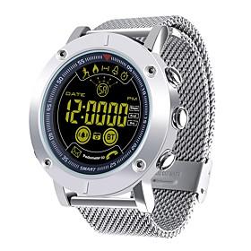 Montre Multifonctionnelle Montre Smart Watch Jsbp Ex19 Pour Android Ios Bluetooth Calories Brulees Compatible Avec Le Systeme Ios Et Android. Rappel De Message