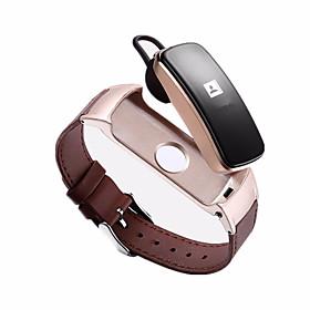 Montre Smart Watch Stsb3plus Pour Android Ios Bluetooth Impermeable Moniteur De Frequence Cardiaque Mesure De La Pression Sanguine Ecran Tactile Longue Veille