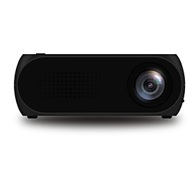 YG320 LCD Home Theater Projector LED Projector 400 lm Support 1080P (1920x1080) 24-80 inch Screen / QVGA (320x240)
