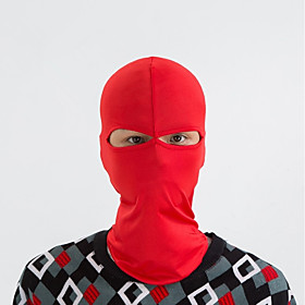 Balaclava / Pollution Protection Mask All Seasons Keep Warm / Fast Dry / Windproof Camping / Hiking / Ski / Snowboard / Outdoor Exercise Unisex Spandex Solid C