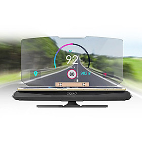 6 inch Head Up Display GPS / Multi-functional display for Car / Bus / Truck Display KM / h MPH