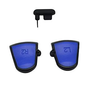 Game Controller Ersatzteile Für PS4 / PS4 Schlank . Game Controller Ersatzteile Silikon / PC 1 pcs Einheit (6726199) photo