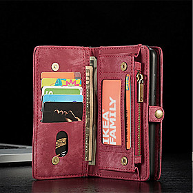 Case For Huawei P20 / P20 Pro Wallet / Card Holder / Flip Full Body Cases Solid Colored Hard PU Leather for Huawei P20 / Huawei P20 Pro