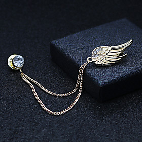 Women's Cubic Zirconia Stylish Brooches - Trendy, Fashion, Elegant Brooch Go..