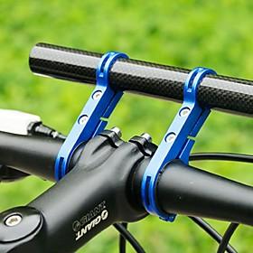 Bike Handlebar Extender Tool Holder for Road Bike Mountain Bike MTB Folding Bike Engineering Plastics Aluminium Alloy Cycling Bicycle Black Black / Red Bule /