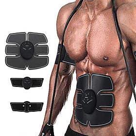 Abs Stimulator / Abdominal Toning Belt / EMS Abs Trainer With Electronic, Muscle Toner, Wireless Weight Loss, Ultimate Training For Men / Women Fitness / Gym /