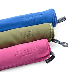Travel Towel Lightweight / Camping  Hiking / Quick Dry 8040 cm Camping / Hiking / Camping / Hiking / Caving / Traveling Solid Colored / Solid Color