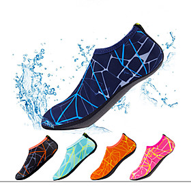 Water Socks Polyester for Adults - Anti-Slip Swimming Diving Snorkeling / Water Sports