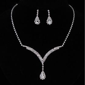 Women's Classic Jewelry Set Sweet Include Drop