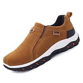 Men's Comfort Shoes PU(Polyurethane) Fall Athletic Shoes Walking Shoes Black / Dark Grey / Khaki Category:Athletic Shoes; Upper Materials:PU(Polyurethane); Season:Fall; Gender:Men's; Activity:Walking Shoes; Toe Shape:Round Toe; Outsole Materials:Rubber; Occasion:Daily; Pattern:Solid Colored; Shipping Weight:0.46; Listing Date:08/31/2018; 2019 Trends:Comfort Shoes; Foot Length:; Size chart date source:Provided by Supplier.