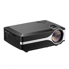 Factory OEM Z495 LCD Home Theater Projector / Mini Projector LED Projector 3000 lm Support 1080P (1920x1080) 50-130 inch Screen / WXGA (1280x800) / ±12°