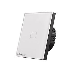 Broadlink TC2 1gang EU Plug Touch Switch Smart Home Automation Wireless Wifi Control Light Wall Switch