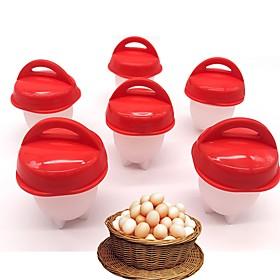 1PC Silicone Egg Poacher Cups Steamer Egg