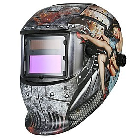 1pcs PP Goggles welding / Automatic dimming / Safety  Protective Gear Full Face Mask