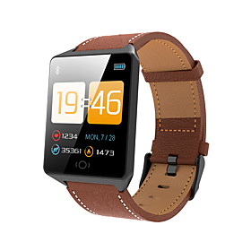 Indear CK12 Smart Bracelet Smartwatch Android iOS Bluetooth Sports Waterproof Heart Rate Monitor Blood Pressure Measurement Touch Screen Pedometer Call Reminde