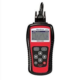 MS509 Autel Maxiscan Vehicle Detector Driving Computer OBD II OBD2 Fault Diagnosis Instrument