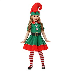 Frozen Socks / Long Stockings Party Costume Christmas Dress Boys' Girls' Kid's Halloween Christmas Christmas Halloween Children's Day Festival / Holiday Outfit