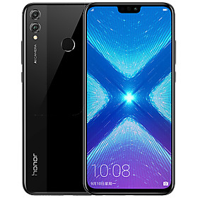 Huawei Honor 8X Global Version 6.5 inch  4G Smartphone (4GB  64GB 2 mp / 20 mp Hisilicon Kirin 710 3750 mAh mAh)