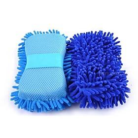 Multi-function Microfiber Car Wash Sponge Premium Chenille Washing Sponges for Automobile