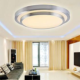 Flush Mount Lights Downlight Electroplated PVC Acrylic Mini Style, LED 90-240V / 110-120V / 220-240V Warm White / White