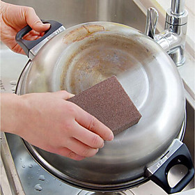 Kitchen Cleaning Supplies Sponge / Special Material Cleaning Brush  Cloth Creative Kitchen Gadget 1pc