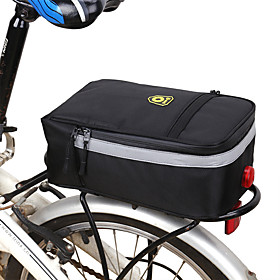 B-SOUL 4.5 L Bike Rack Bag Portable Wearable Durable Bike Bag Terylene Bicycle Bag Cycle Bag Cycling Outdoor Exercise Bike / Bicycle