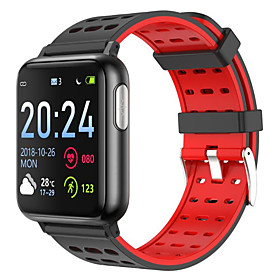 V5 Smart Watch BT Fitness Tracker Support Notify/ Heart Rate Monitor/ ECG Sport Bluetooth Smartwatch Compatible IOS/Android Phones