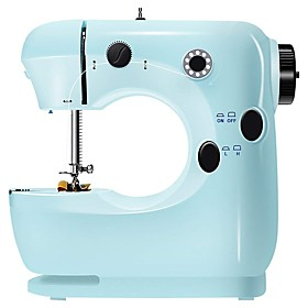 Electric Multi-functional Sewing Machine 2 Speed Adjustment Foot Pedal Sewing Machine For Beginner